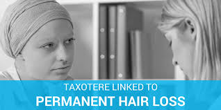 taxotere hair loss lawsuit woman alleges permanent alopecia