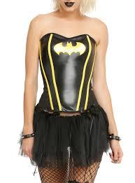 halloween corset dc comics batman lace up corset topic