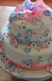 stuff i make bake and love homemade christening cake