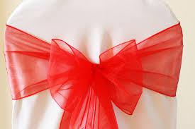 chair sash rental jd events san diego wedding event design organza sash rental
