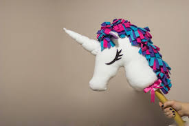 live it love it make it make it unicorn hobbyhorse with