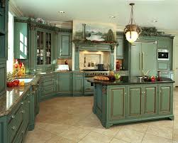Crackle Paint Kitchen Cabinets Marvelous Painted Kitchens Best Image Kitchen And Bathroom Project
