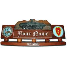 Wooden Desk Name Plates Custom Desk Name Plates Plaquesandpatches Com