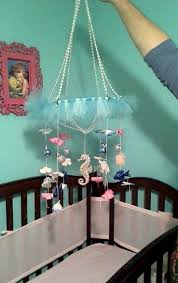 Fish Nursery Decor Baby Nursery Decor Sea Animals Hanging Crib Decoration