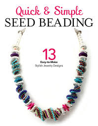 beading necklace designs images Quick simple seed beading 11 easy to make stylish jewelry jpg