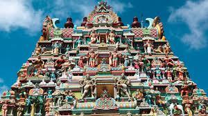 Hindu Temple Floor Plan by India On The Road Wall Street International