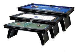 fat cat game table 3 in 1 fat cat phoenix multi game table gaming table