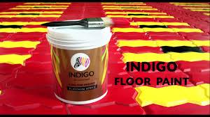 indigo floor coat paint jealous neighbours hindi youtube