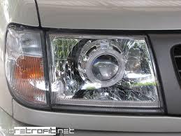 nissan frontier hid headlights hid retrofit nissan frontier bravado 2011