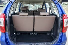New Avanza Interior 2015 Toyota Avanza 1 5l G At Car Reviews