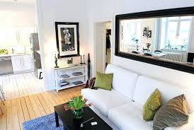 large mirror for living room wall what a great way to make your