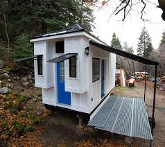 Tiny Home Rental Couple Builds Luminous 192 Sq Ft Tiny House For Extra Rental