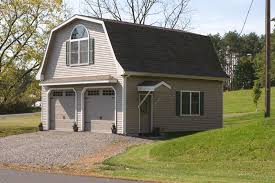 Gambrel Roof Barn Custom 2 Story Garage With Gambrel Roof Aframe Cabins