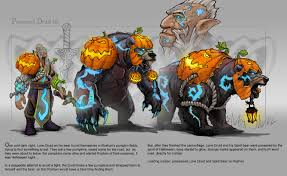 lone druid halloween set criticism u2014 polycount