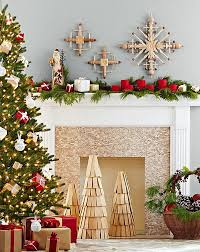 fireplace decorating ideas 50 christmas mantle decoration ideas