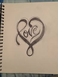 pictures pics of cute love sketches drawing art gallery