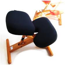 Jobri Kneeling Chair Kneeling Chair Posture Stool Latex Seat Pad Knee Ergonomic Kneeler
