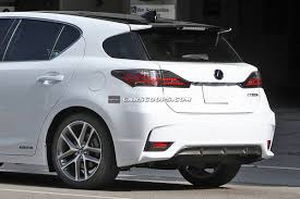 lexus ct hybrid turbo lexus exec suggests faster non turbo ct hatch is being considered