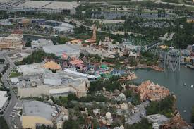 Islands Of Adventure Map Leading Edge Helicopter Tours