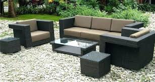 outdoor woven furniture woven outdoor furniture used wicker