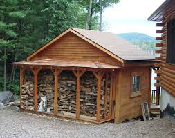 Free Firewood Storage Rack Plans by 402 Best Workshops Barns And Buildings Images On Pinterest