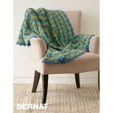free crochet patterns for home decor round the block afghan yarnspirations home decor pillows