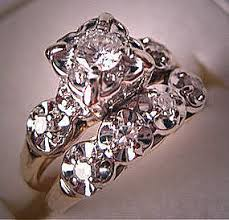 Vintage Wedding Ring Sets by Michelle Mcnutt This Looks Exactly Like Grandmommy U0027s Wedding Bands