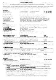 Hadoop Big Data Resume Resume Spandana Boppana