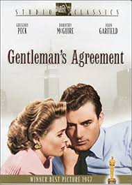 gentleman s amazon com gentleman s agreement gregory peck dorothy mcguire
