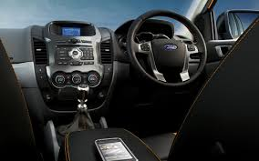 Ford Ranger Truck Accessories - roomier ranger ford u0027s all new pickup interior makes way inside