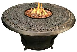 oriflamme fire table parts oriflamme fire table parts round cast top gas fire pit table modern