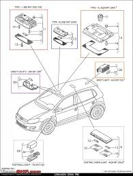 vw polo diy upgrading cabin light headlight switch u0026 installing