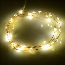 String Of Fairy Lights by Aliexpress Com Buy 5m 50led Copper Wire Led String Lights