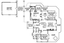 bungalow house plan colorado first floor building plans online