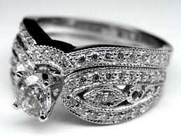 vintage wedding ring sets engagement ring vintage diamond butterfly engagement ring