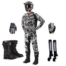 oneal motocross gloves oneal 2015 youth element wild jersey pants jump gloves and