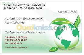 bureau d etude environnement bureau d études technico économiques tiaret ksar chellala algérie