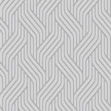 pembrey silver geometric wallpaper departments diy at b u0026q