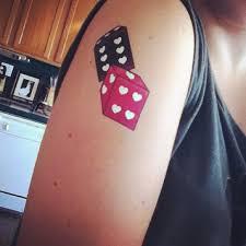 16 best gambling themed tattoos images on pinterest gambling