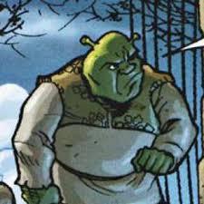 shrek character comic vine