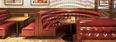 Custom Restaurant Booths Upholstered Booths New England Seating Restaurant Booths The Best In Restaurant
