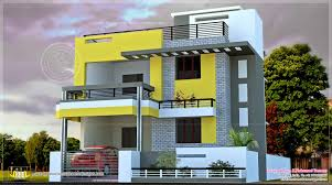 Floor Plan For Houses by 47 Indian House Designs And Floor Plans Indian House Exterior