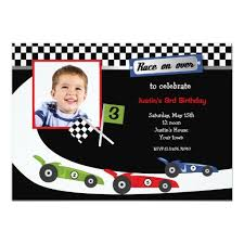 417 best racing birthday party invitations images on pinterest
