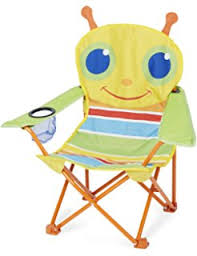 Butterfly Folding Chair Amazon Com Melissa U0026 Doug Sunny Patch Bella Butterfly Outdoor