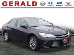 toyota camry change frequency used toyota camry for sale in naperville il edmunds