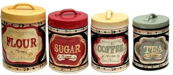 kitchen flour canisters flour and sugar canisters for kitchen storage exist decor