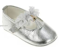 baby shoes silver sequin baby shoes silver christmas