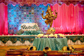 Indian Wedding Decoration Top Indian Wedding Décor Atlanta Weddings Utopian Events