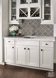 kitchen backsplash for white cabinets 40 best kitchen backsplash ideas 2017