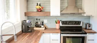 cuisine du comptoir comptoir de cuisine en bois